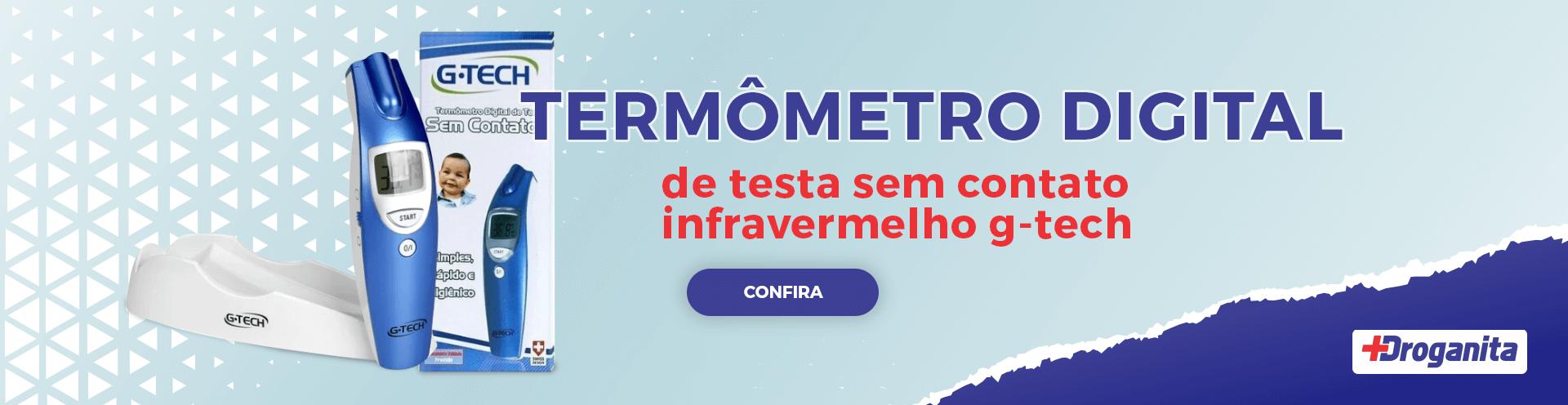 Termômetro G-tech
